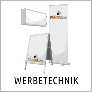 Werbesysteme Roll-Up
